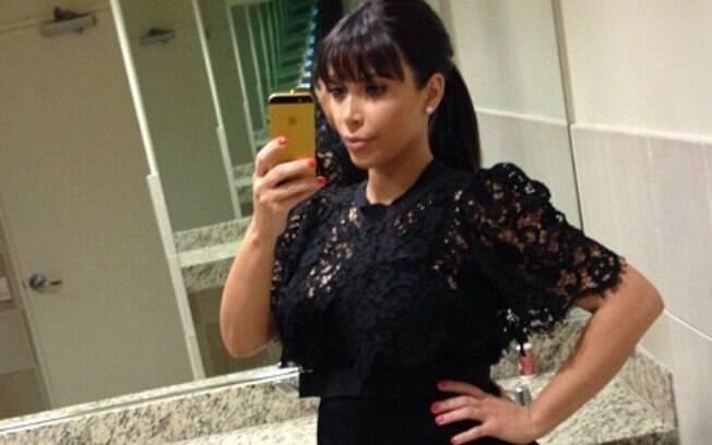Kim Kardashian dá à luz