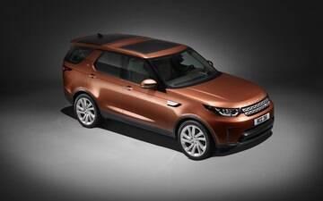 Land Rover Discovery fica mais sofisticado na 5ª geração