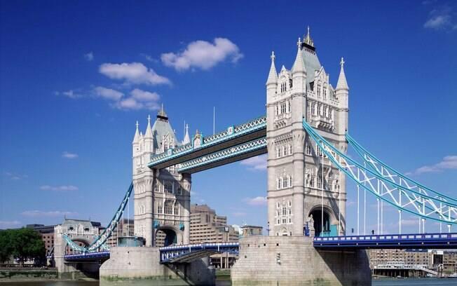 Tower Bridge, uma das mais bonitas pontes de Londres