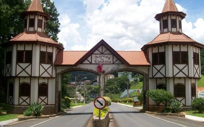A cidade mais ao norte do Circuito das Águas fica a cerca de 3h de carro da capital paulista, na fronteira com Minas