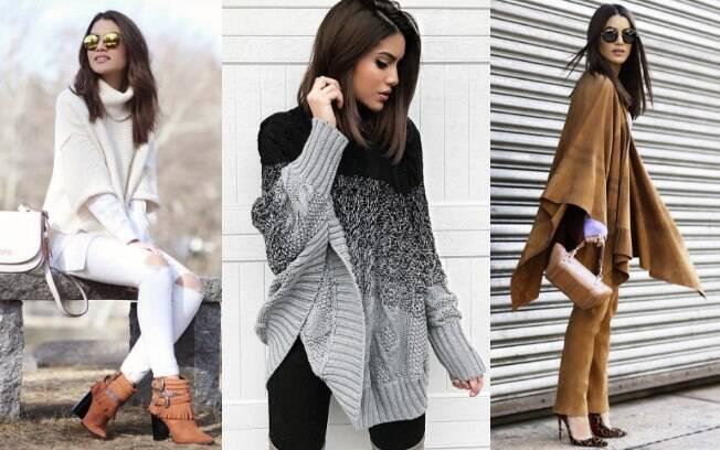 Mulheres que gostam da peça mas ainda não se sentem à vontade usando, pode optar por blusas com um corte parecido