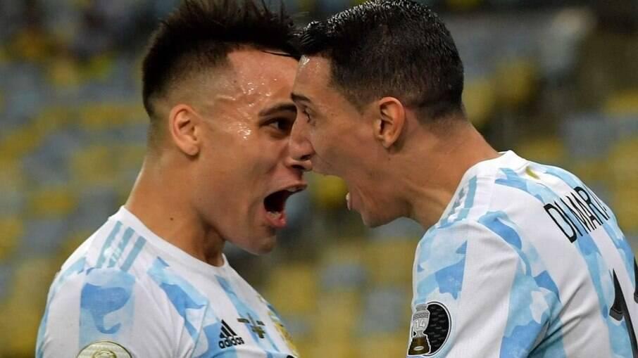 Argentina conquista a Copa América