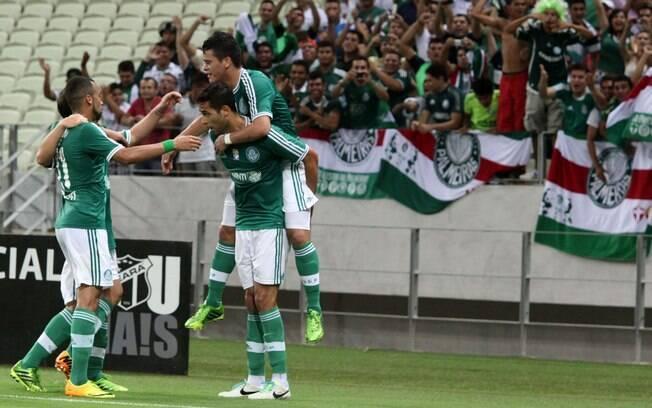 Com gols de Alan Kardec e Leandro, empate  fora de casa em 2 a 2 com o Ceará, pela 18ª  rodada