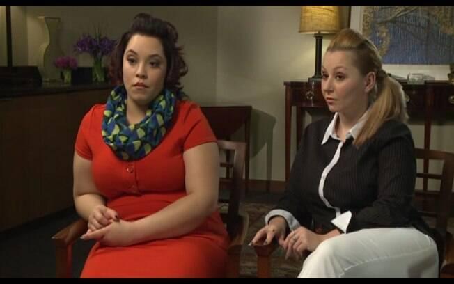Durante o cativeiro, Amanda e Gina passaram fome e sofreram espancamentos, abusos e estupros
