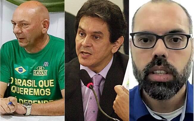 Luciano Hang, Roberto Jefferson e Allan dos Santos são alguns dos alvos da operação