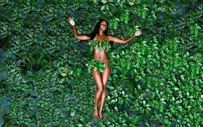 Fotógrafos escolheram modelos africanos para recriar cenas famosas de Hollywood