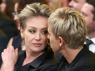 Ellen foi surpreendida por notícias de sua superação