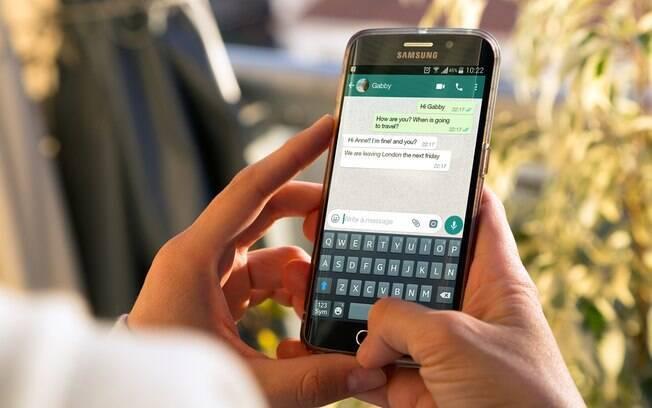 Número de encaminhamentos de uma mesma mensagem no WhatsApp vai ser reduzido a cinco