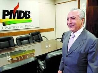 Alvo. Michel Temer disse que a campanha de Dilma terá interlocução com a comunidade evangélica