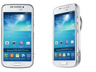Samsung lança versão do Galaxy S4 com câmera digital com zoom óptico