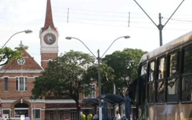 Estação de Transferência Expedicionários terá barreiras sanitárias