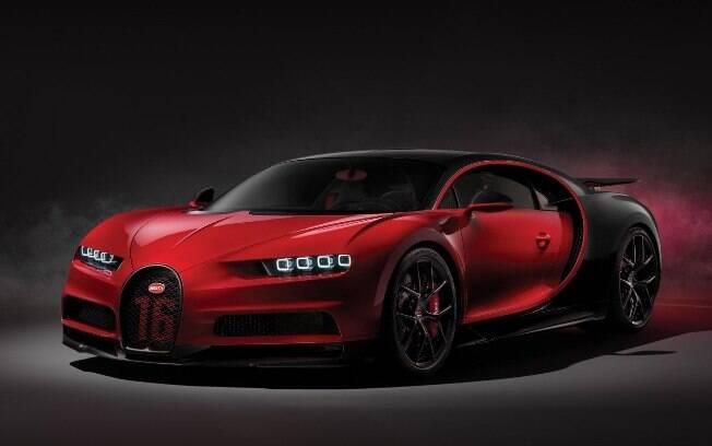 Bugatti Chiron Sport: O ditado das corridas