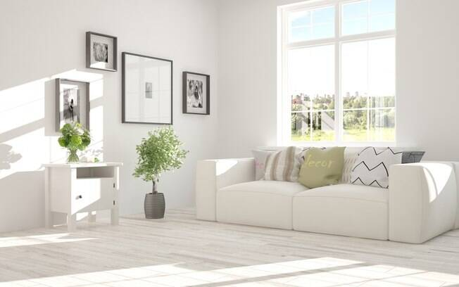 Uma casa ensolarada e arejada é essencial para quem tem alergias