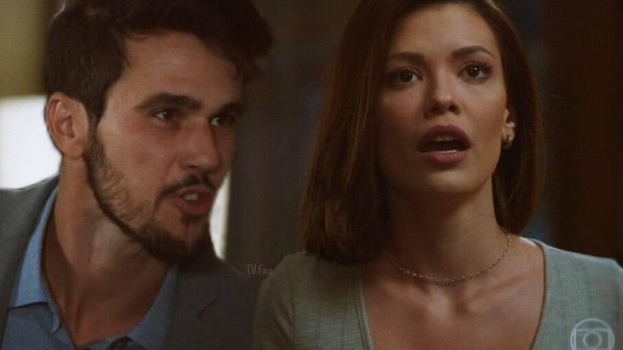 Rafael descobre a verdade sobre Kyra em Salve-se Quem Puder