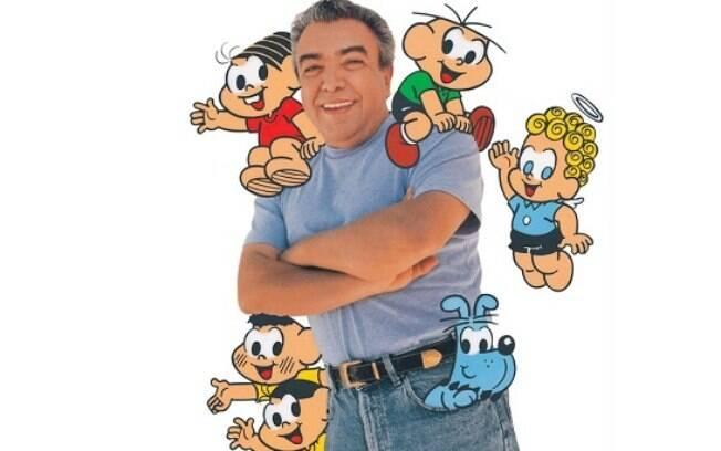 Maurício de Sousa, Record TV e CCXP estão entre os destaques da coluna Bastidores