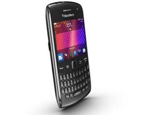 Nova linha de BlackBerry Curve