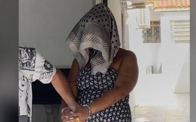 Polícia de Campinas prende mulher conhecida como