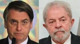 Bolsonaro diminui vantagem de Lula no 2º turno, diz pesquisa
