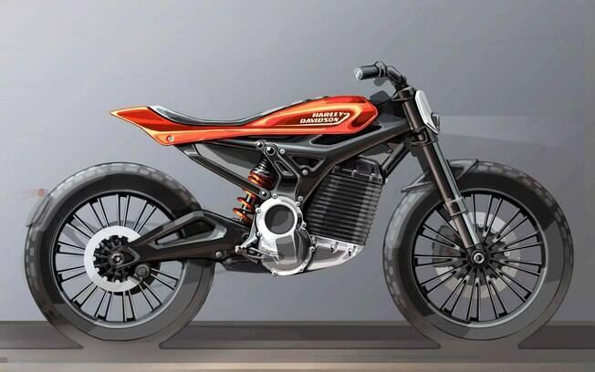 Entre as novas Harley-Davidson, destaca-se a primeira elétrica que a montadora já produziu