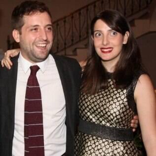 Gregório e Clarice Falcão