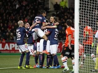 Gol da vitória do PSG foi marcado pelo italiano Thiago Motta