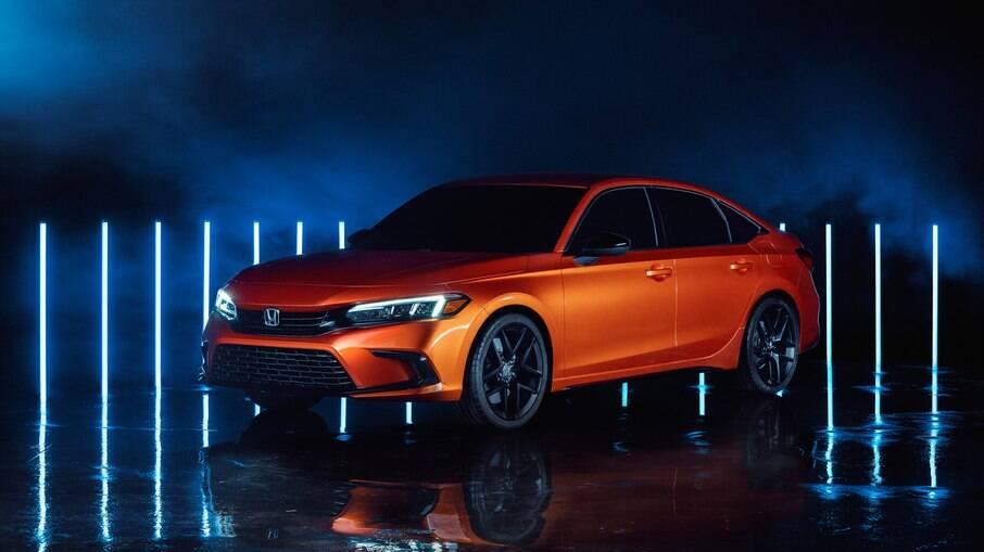 Rumores sugerem que o Honda Civic 2022 será importado, decretando o fim do modelo nacional