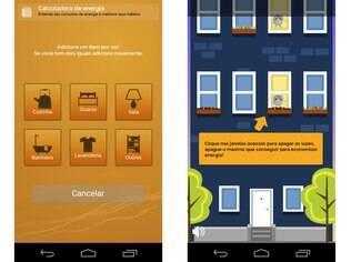 Disponível apenas para Android, app Nossa Energia ajuda os usuários a economizarem energia em suas casas e a fazer um consumo consciente desse recurso