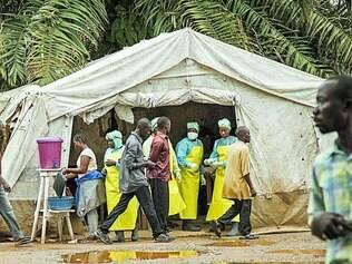 Más condições. Controle da doença e estudo são limitados, especialmente em partes da África onde há uma infraestrutura médica limitada