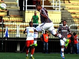 Fluminense, já classificado no Carioca, estava em busca da Taça Guanabara