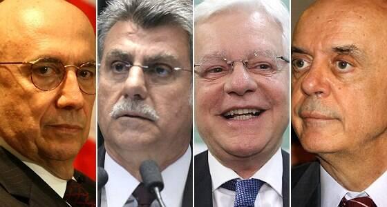 Michel Temer define quarteto para a economia