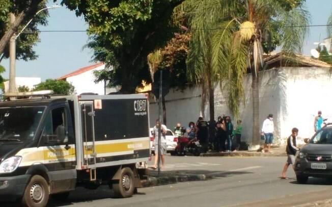 Bairro Planalto, em Belo Horizonte.