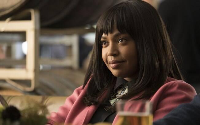 Here and Now: Jerrika Hinton interpretara Ashley, filha adotiva da Libéria