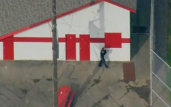 Escola é alvo de tiros no norte de Seattle, Estados Unidos (24/10)