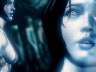 Cortana foi assim chamada por causa da personagem de inteligência artificial do game