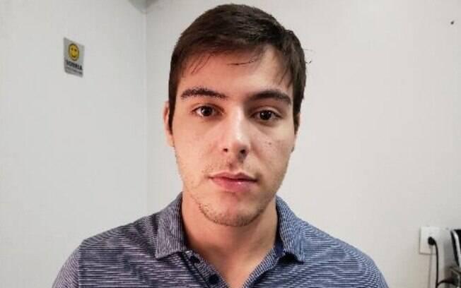 O piloto Victor Augusto do Amaral Junqueira agrediu a ex-namorada, Luciana Sinzimbra, no fim do ano passado