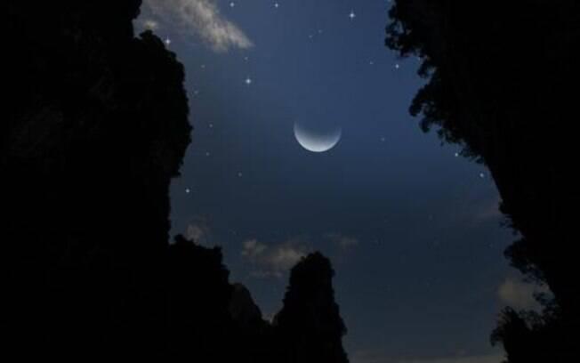 Lua Minguante em Sagitário