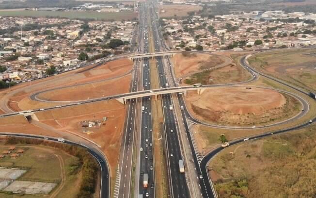 Avenida nos Amarais terá alteração no tráfego nesta terça