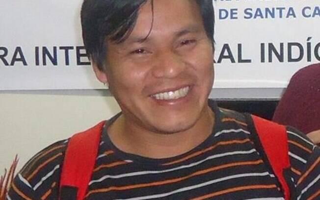 Professor indígena dava aulas em uma escola indígena do município de José Boiteux, no Vale do Itajaí
