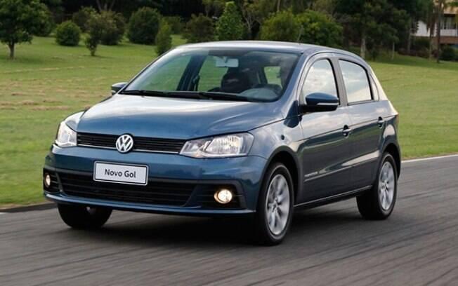 VW Gol é ainda o quarto veículo mais vendido no País, depois de muitos anos no mercado