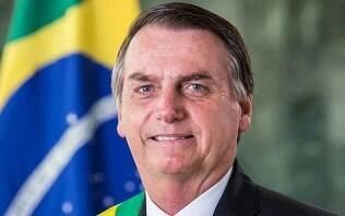 Planalto divulga retrato oficial de Jair Bolsonaro como presidente da República