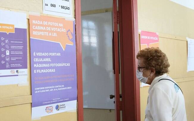 População definirá entre Bruno Covas, atual prefeito que tenta a reeleição, e Guilherme Boulos, candidato do PSOL