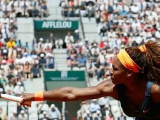 Serena teve vitória fácil diante de Errani