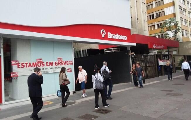 Além da greve, bancários também planejam ato contra a reforma na Avenida Paulista