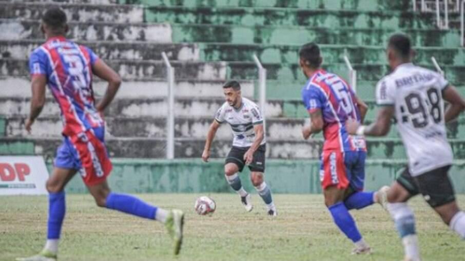 Cascavel CR é suspenso do futebol por 180 dias