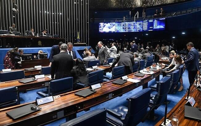 Senadores recusaram proposta de texto que restringia ação do STF