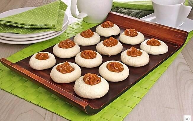 Receitas de biscoitinho amanteigado que você precisa experimentar