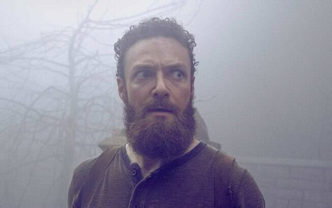Aaron em cena de The Walking Dead: mortes vão perdendo apelo