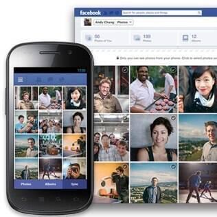 Novo recurso do Facebook permitirá sincronizar fotos do celular com rede social
