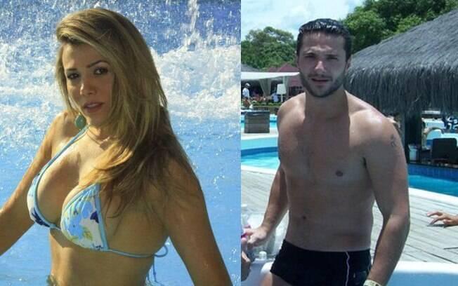 Fabiana e Ronaldo: substitutos no BBB12