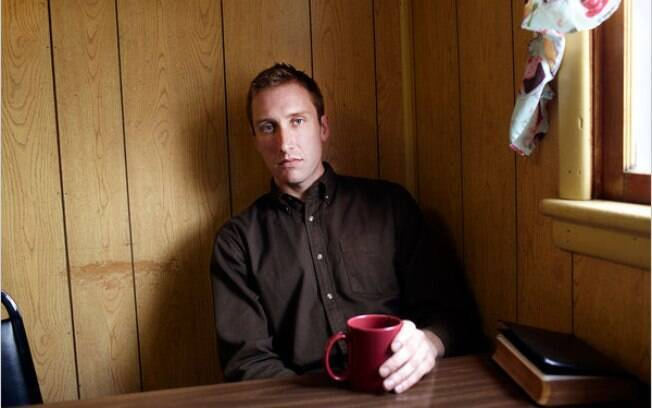 Michael Glatze, o verdadeiro, em Wyoming em 2011
